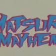 matsuri mayhem banner